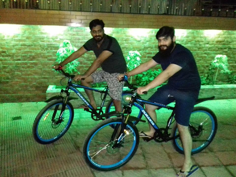 Bi- Cycle Gallery